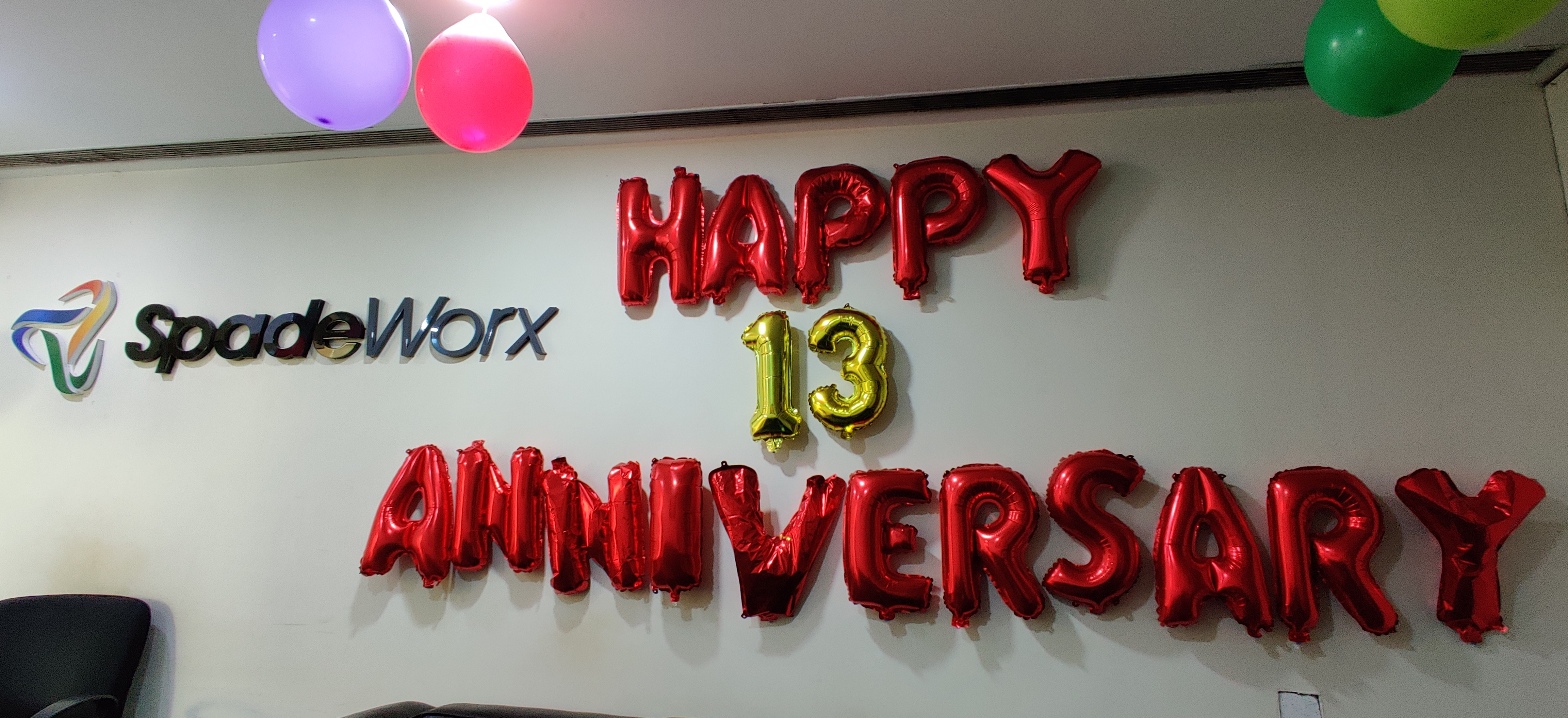 Anniversary SpadeWorx