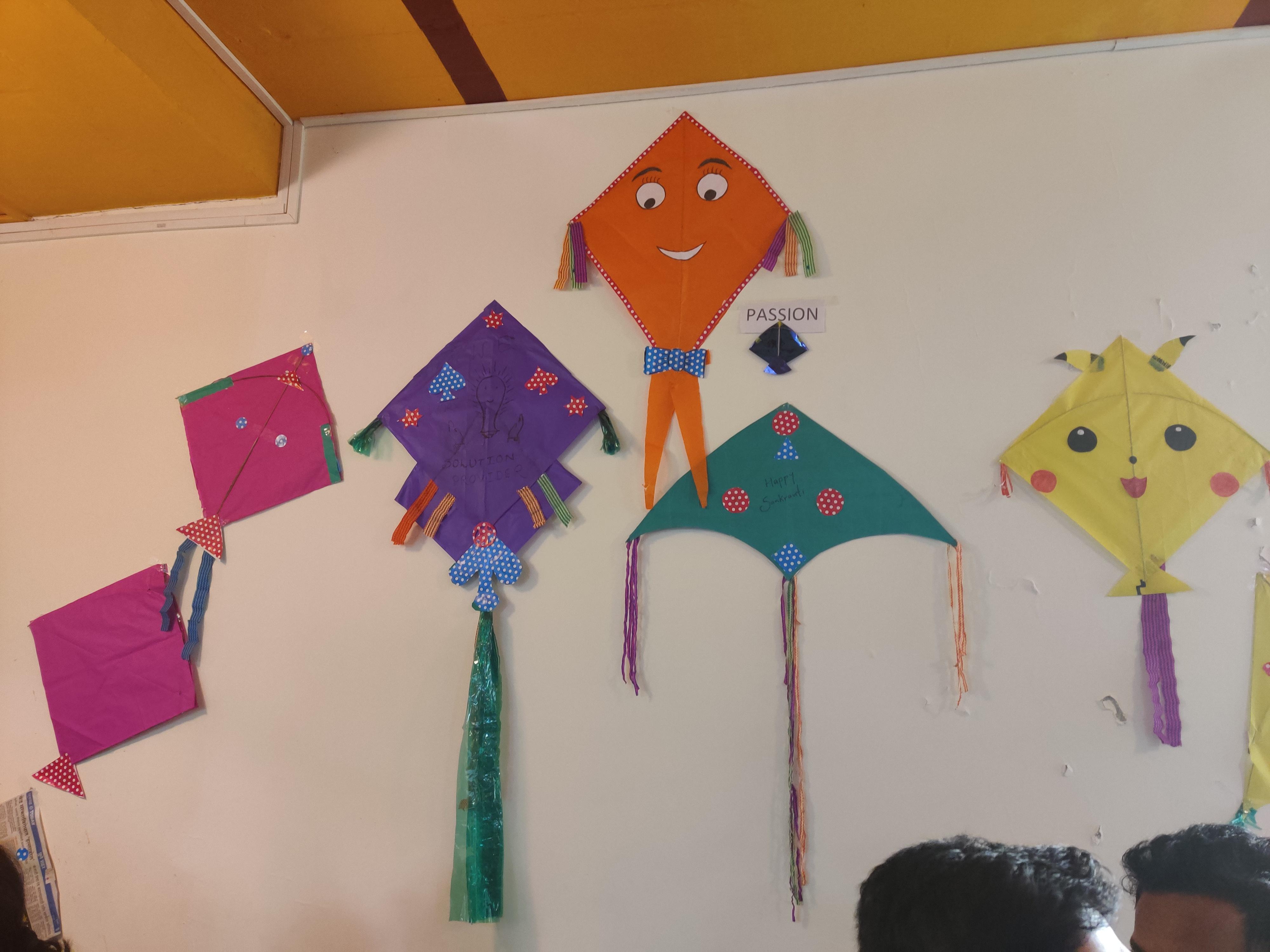 Kites in SpadeWorx