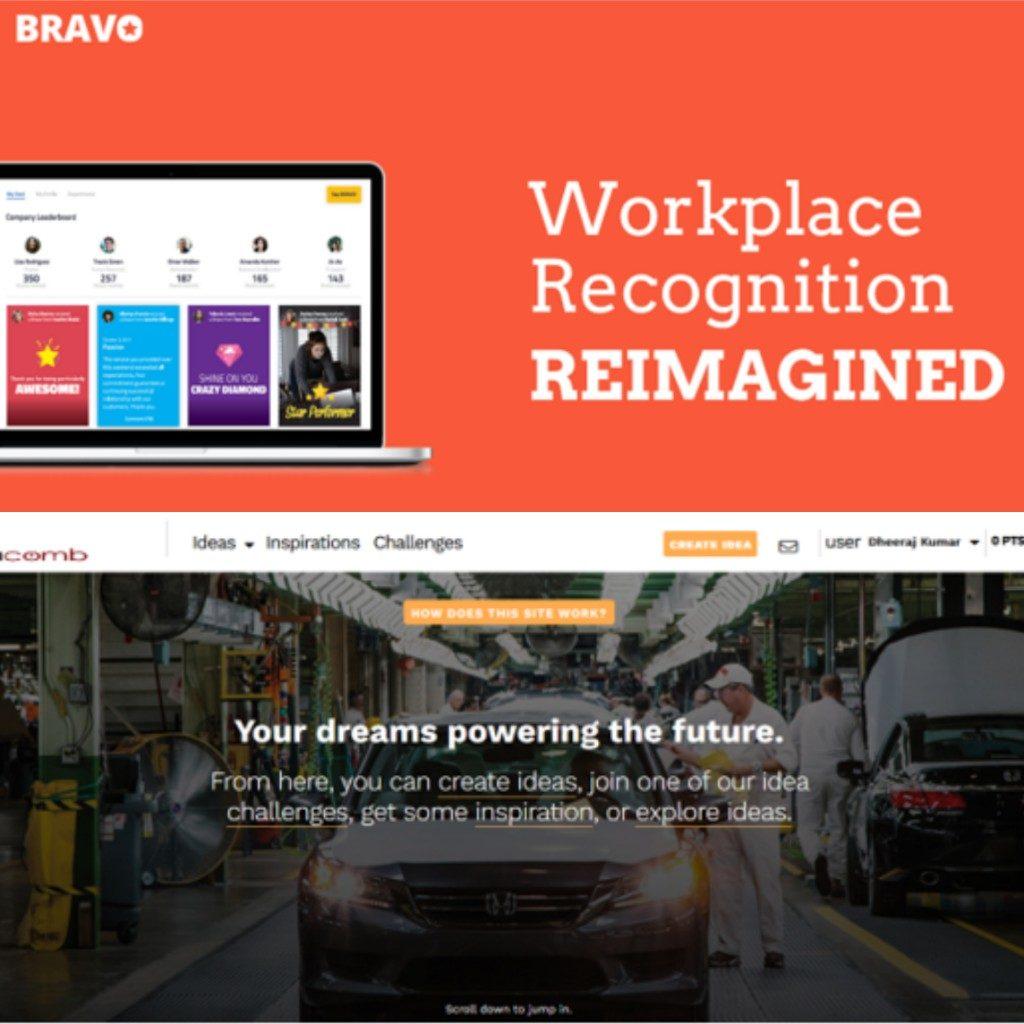 Ideacomb and Bravo