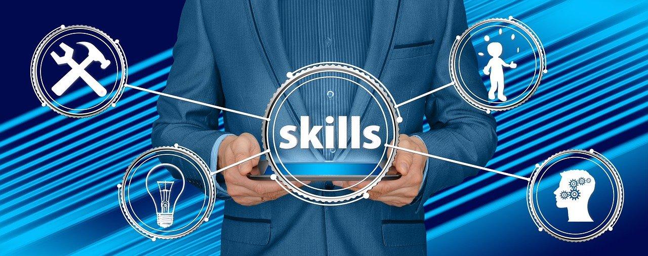 Skills chart
